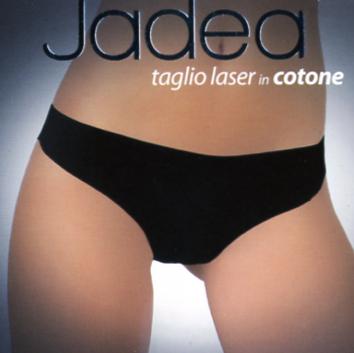 JADEA Offerta 6 Slip Donna Taglio Laser in Cotone Art 8000 Slip Donna Senza Cuciture